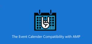 AMP – The Events Calendar