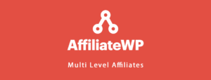 AffiliateWP – Multi Level Affiliates (By ClickStudio)