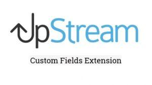 UpStream – Custom Fields