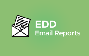 Easy Digital Downloads – Email Reports