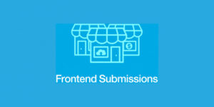 Easy Digital Downloads – Frontend Submissions