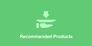 Easy Digital Downloads – Recommended Products