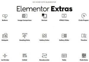 Elementor Extras – Do more with Elementor