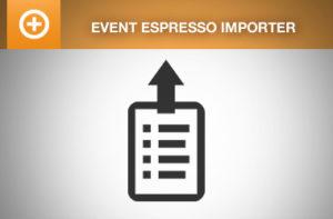 Event Espresso – Importer