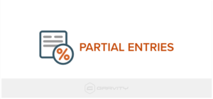 Gravity Forms – Partial Entries Add-On