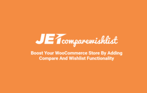 Jet Compare Wishlist For Elementor