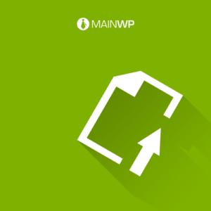 MainWP – File Uploader Extension