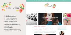 MyThemeShop – Feminine