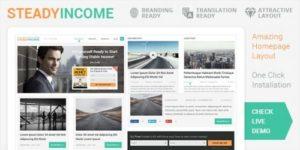 MyThemeShop – SteadyIncome
