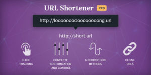 MyThemeShop – URL Shortener Pro