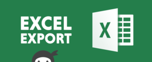 Ninja Forms – Excel Export