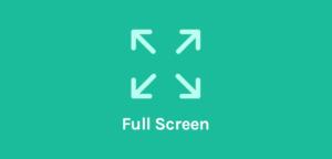 OceanWP – Full Screen