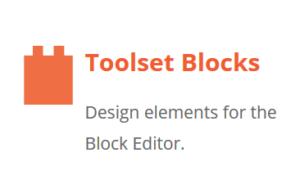 Toolset – Blocks