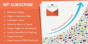 MyThemeShop – WP Subscribe Pro