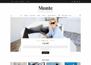 WPZOOM – Monte
