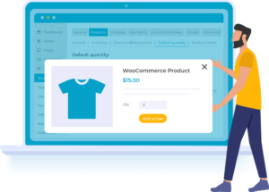 WooCommerce Quantity Manager (By Barn2 Media)