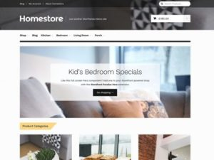Storefront – Homestore