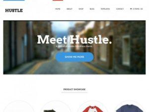 Storefront – Hustle