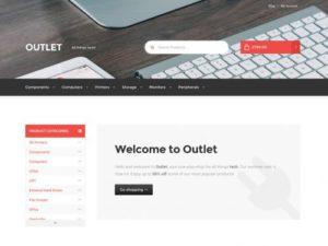 Storefront – Outlet