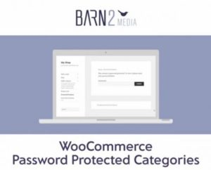 WooCommerce Password Protected Categories (By Barn2 Media)