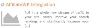 GeoDirectory – AffiliateWP Integration