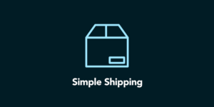 Easy Digital Downloads – Simple Shipping