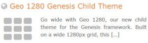 GeoDirectory – Geo 1280 Theme