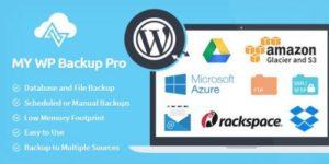 MyThemeShop – My WP Backup Pro
