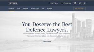 MyThemeShop – Lawyer
