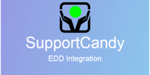 SupportCandy – EDD Integration