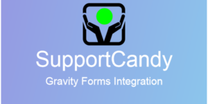 SupportCandy – Gravity Form Integration