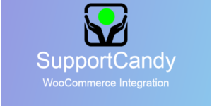 SupportCandy – Woocommerce Add-On