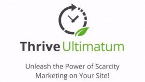 Thrive – Ultimatum