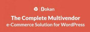 Dokan Pro – Multi-vendor Marketplace