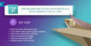 WP AMP – Accelerated Mobile Pages for WordPress and...